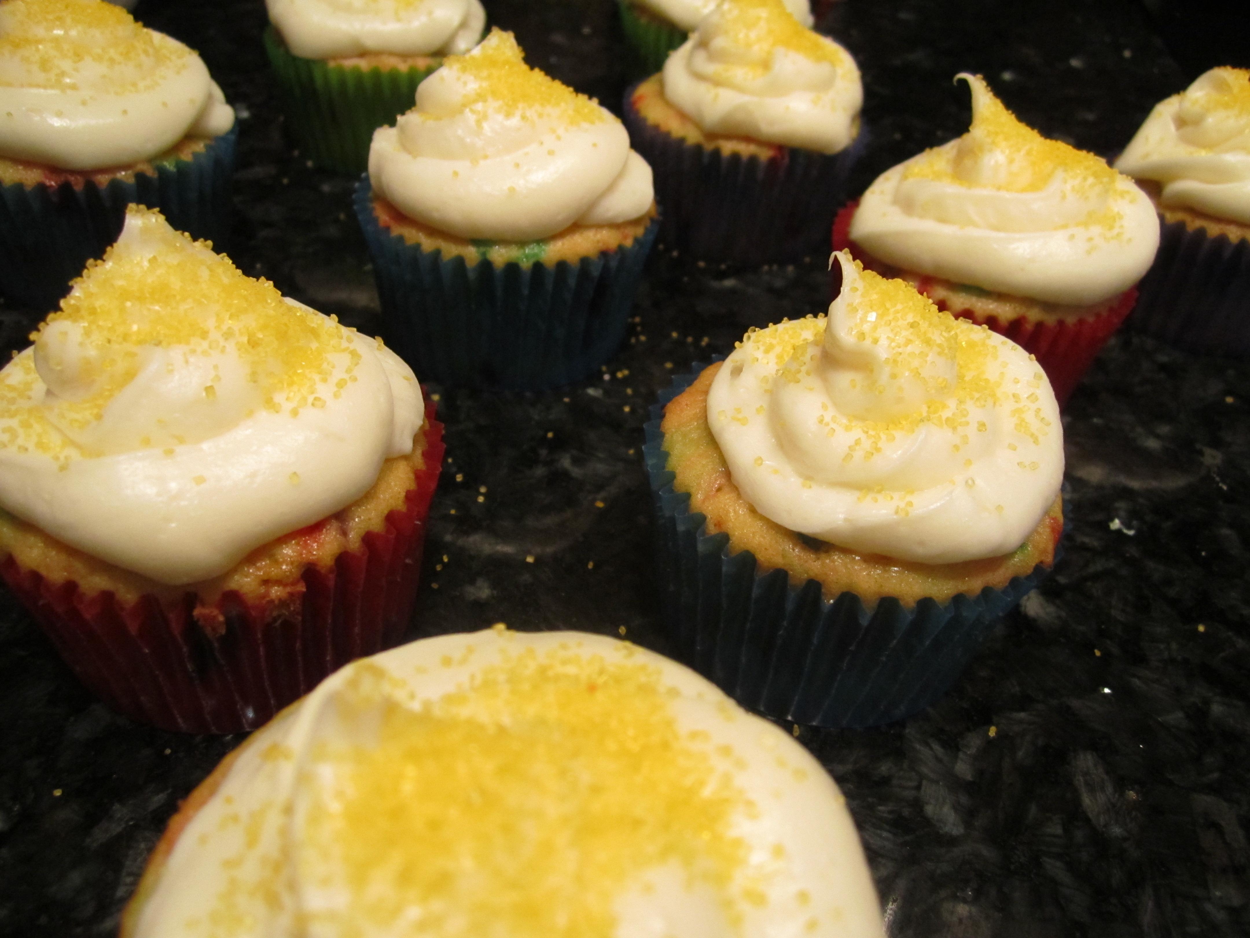 KITCHEN TESTED Sprinkle Cake Pancakes