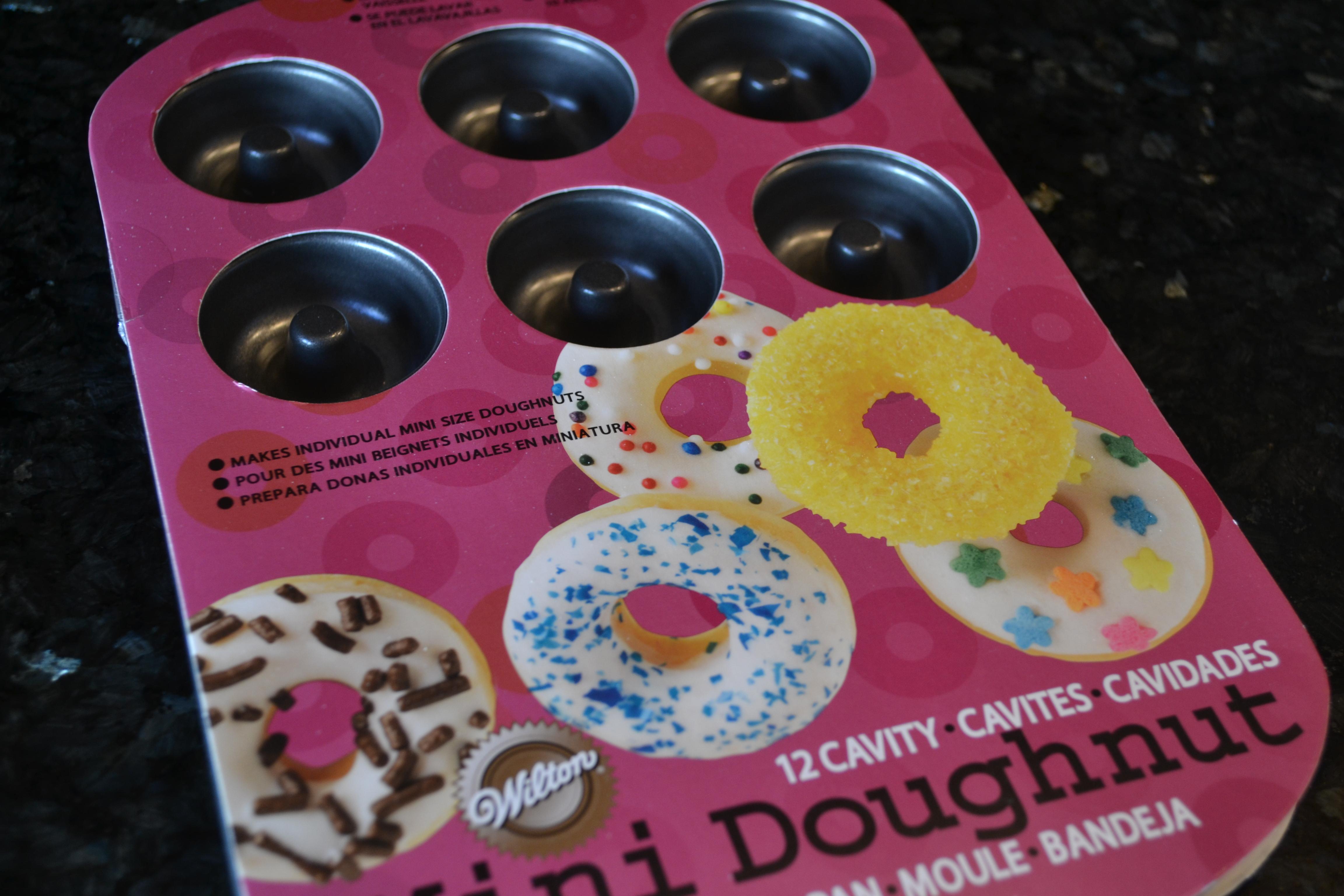 KITCHEN TESTED – Baked Mini Cake Doughnuts
