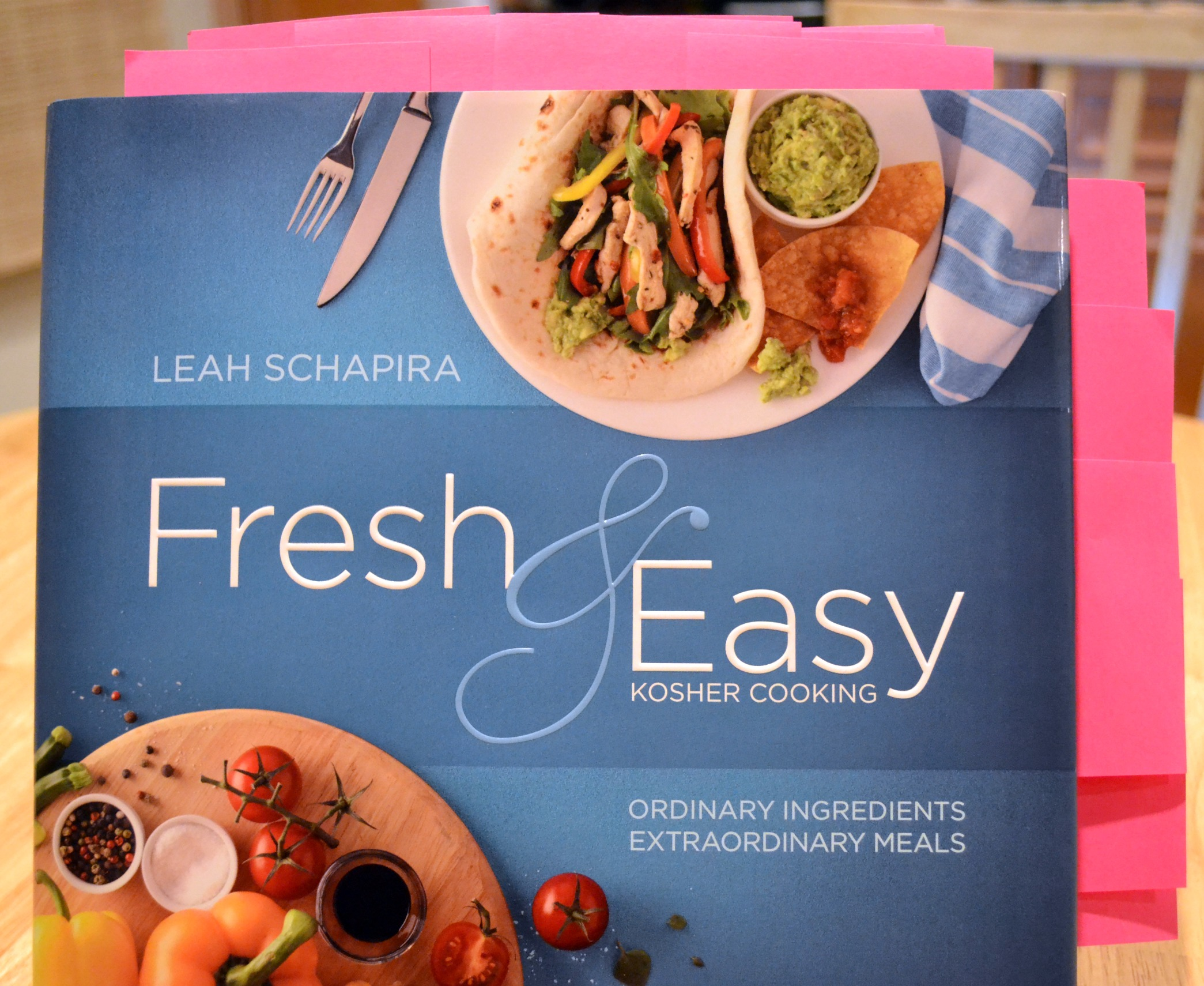 KITCHEN TESTED – Fresh & Easy Kosher Cooking: Kitchen Approved